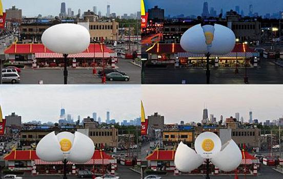 40个麦当劳创意广告