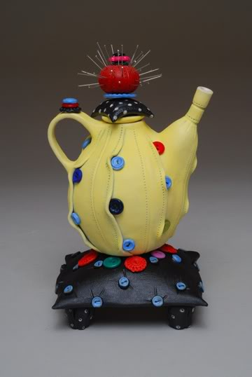 独具匠心的精美茶壶 - AAA级私秘视觉馆 - 视觉与色彩的世界