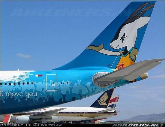 看更多飞机彩绘; 世界各地飞机涂装大比拼[组图]; 客机彩绘秀 『美图