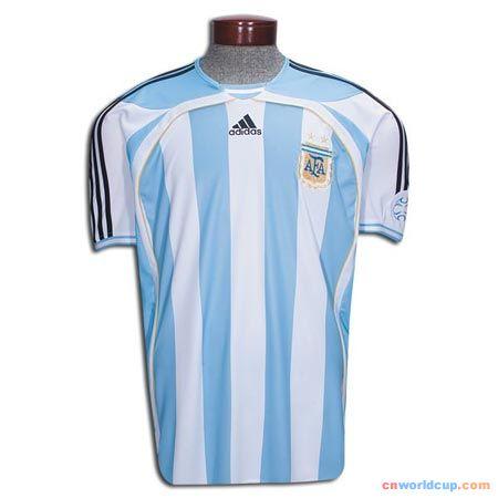 阿根廷国旗;球衣