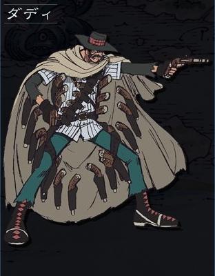 海贼王人物图