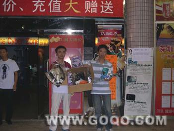 ...子系学生,同样于2005年4月份开始接触GOQO,跟林晖是舍友.