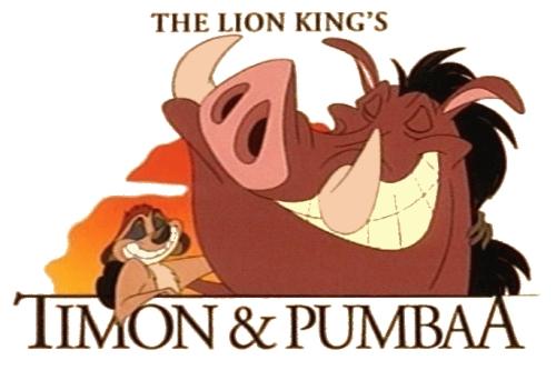 一起一起上  彭彭和丁满 从狮子王里喜欢上了他们 吃的东西超级恶心