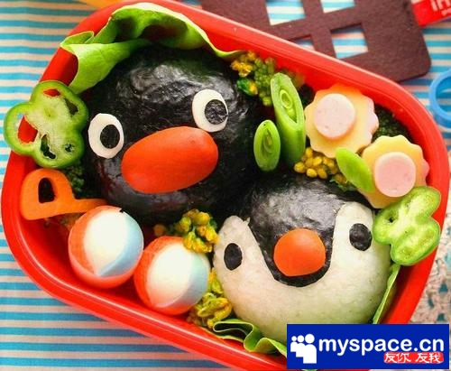 【超可爱】幼儿园小朋友自带午餐