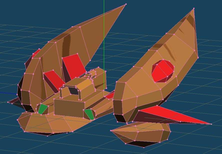 还记得小时候折的那些纸飞机和纸模型吗?呵呵