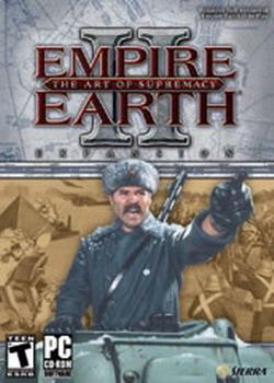中文名称:地球帝国2:霸权的艺术英文名称:Empire Earth II: ...