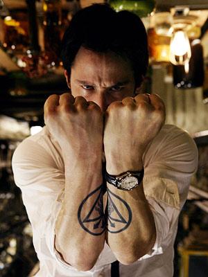 好莱坞电影中的十大经典纹身