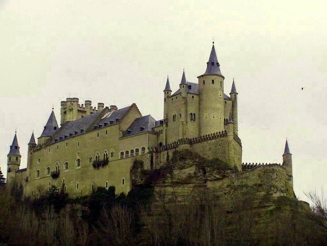欧洲十大最美古城堡-趣味世界 - 爱游戏,爱17173!