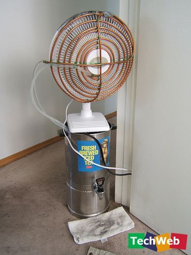自制空调设计图