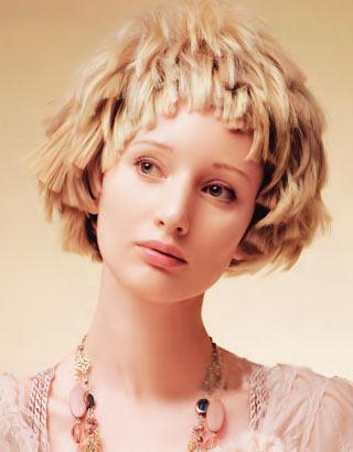 16款高人气90后洋娃娃发型图片