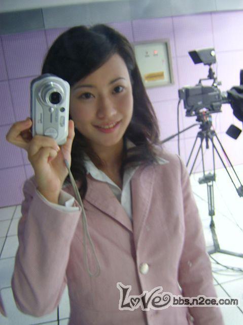 宜春电视台的美女主播