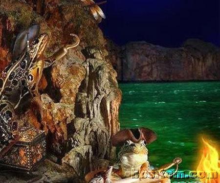 加勒比海盗喷饭版