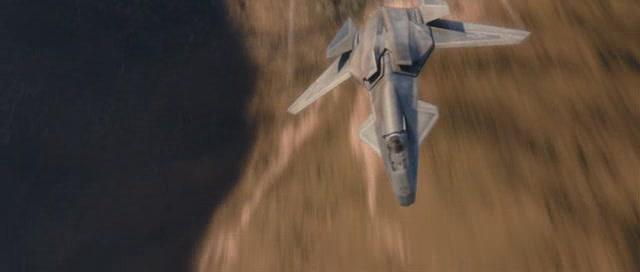 电影绝密飞行人控战斗机