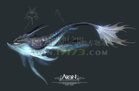 2月25日韩f最新原画永恒之塔-aion--17173中国网络第