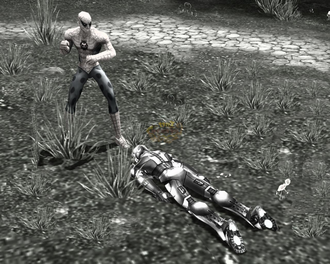 破解悬疑 神鬼传奇 钢铁战士之死 会推理的进入 高清图片