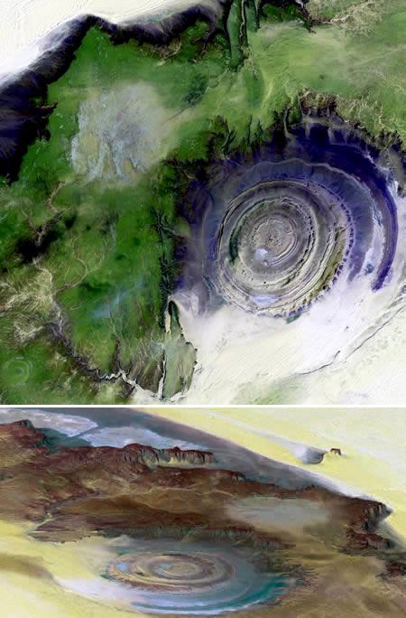 地球上九大最像外星的地方[30P]  - kfyge - 鱼翔浅底的博客