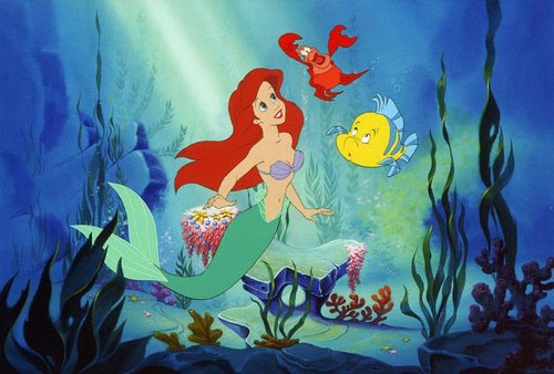 小小美人鱼 the little mermaid(1989)