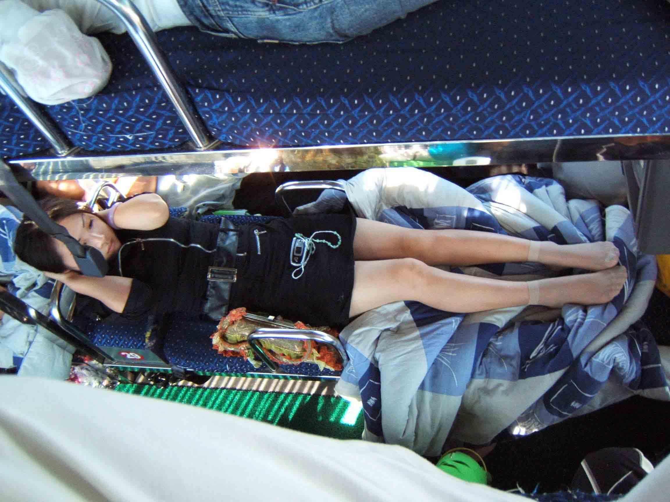 火车上的各种美眉【组图】 - 柏村休闲居 - 柏村休闲居