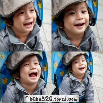 mason宝宝的笑