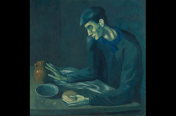 毕加索著名画作欣赏 yoursincerely的日志 网易博客