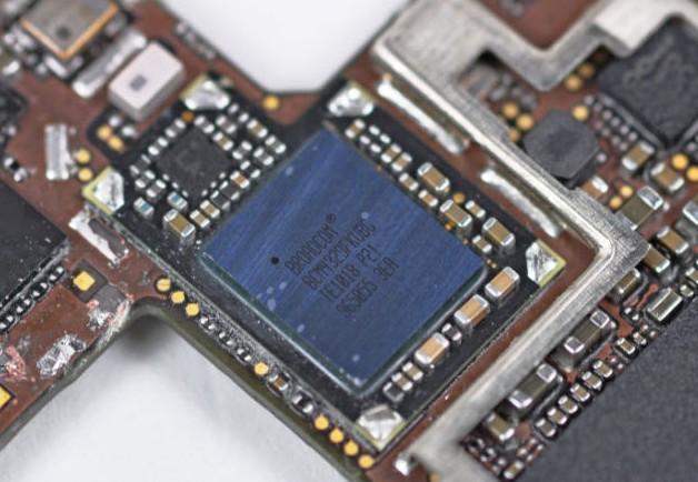 iphone 4代拆解图