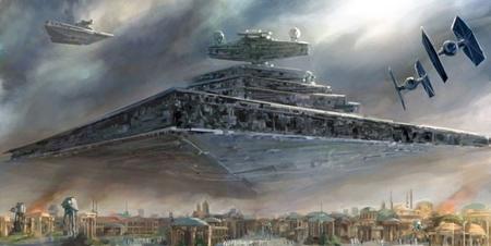 众多科幻电影中无不以战争为主题.