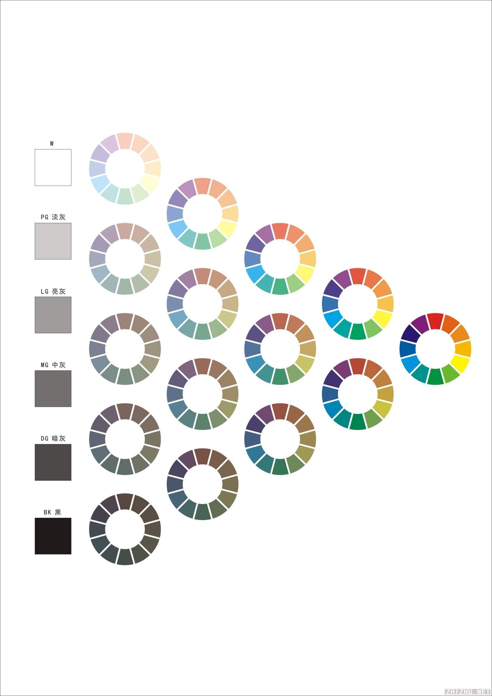 求清晰的CCS色调图~~~~~-制图商铺 - 爱游戏,爱17173!