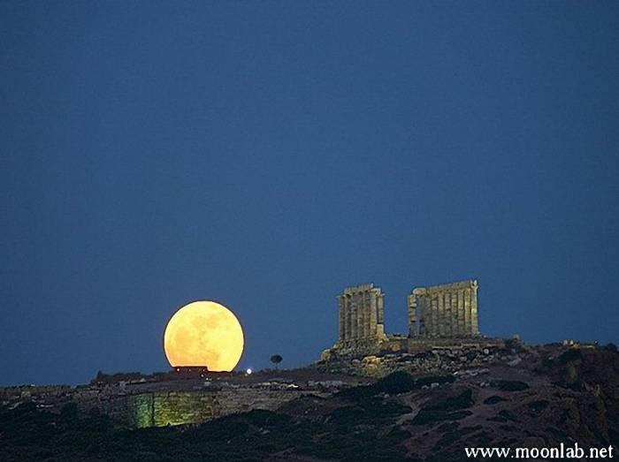 美丽的月亮 - 图之天下