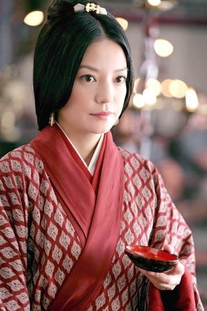 孙尚香——《赤壁》2008