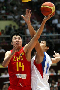中国男篮VS约旦视频直播地址: http://www.nnmeishi.com/dzp ...