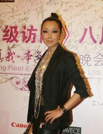 歌手孙悦,九十年代中期中国流行乐坛迅速崛起的