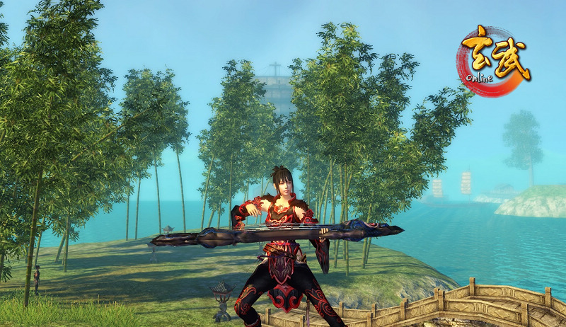 侠岚风中奇缘笛子曲谱-3D新视野 《玄武》武侠风画面赏析 导语:令人向往的3D武侠世界,在