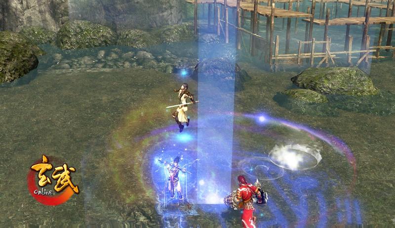 侠岚风中奇缘歌曲曲谱-3D新视野 《玄武》武侠风画面赏析 导语:令人向往的3D武侠世界,在