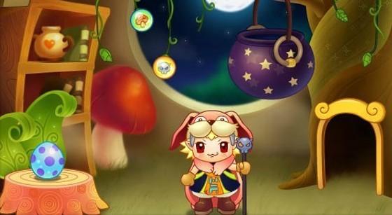 超可爱的魔法宠物小游戏