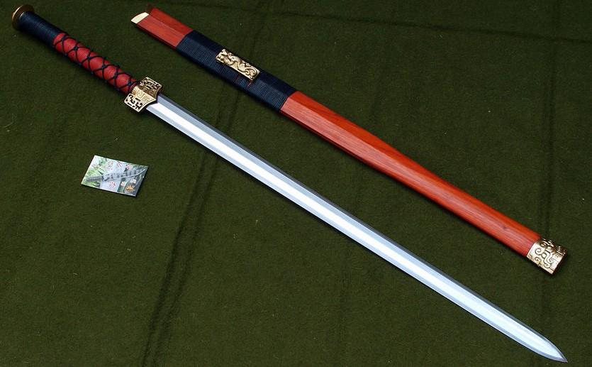八面汉剑和唐刀囹�a_八面汉剑跟唐刀真帅啊