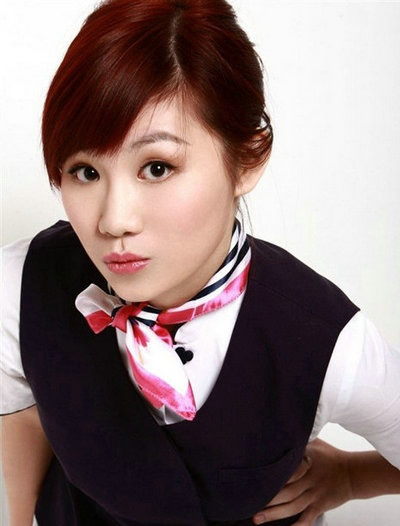 中国最美丽的空姐