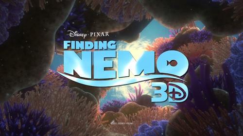 3d《海底总动员》重映预告 美妙海底世界再现-影视
