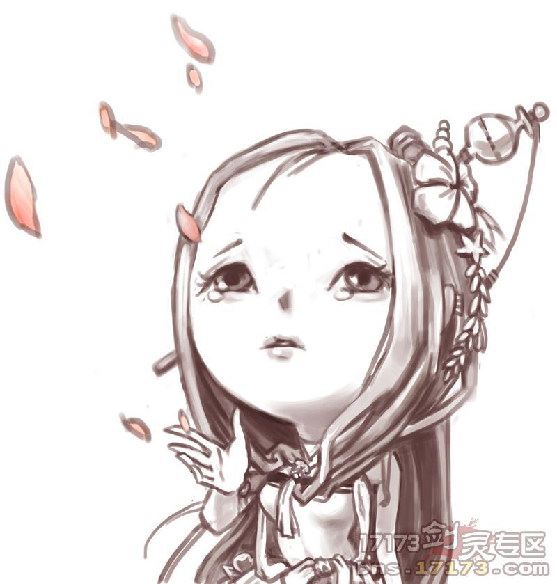 剑灵 超萌韩国玩家彩绘作品展示