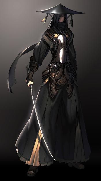最新韩服 剑灵 玩家彩绘