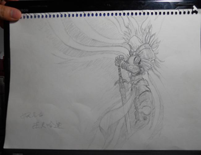 手绘图(原创~)