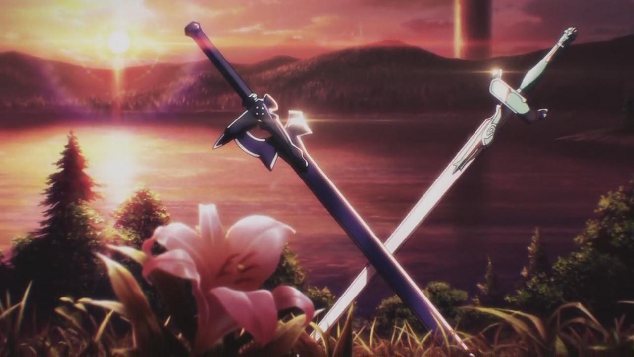 看 刀剑神域 吧游戏和现实帅哥和妹子高手和虾