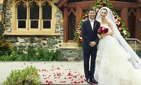 姚晨结婚了吗_姚晨新西兰结婚 图片合集